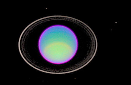 How Long is a Day on Uranus? - Universe Today