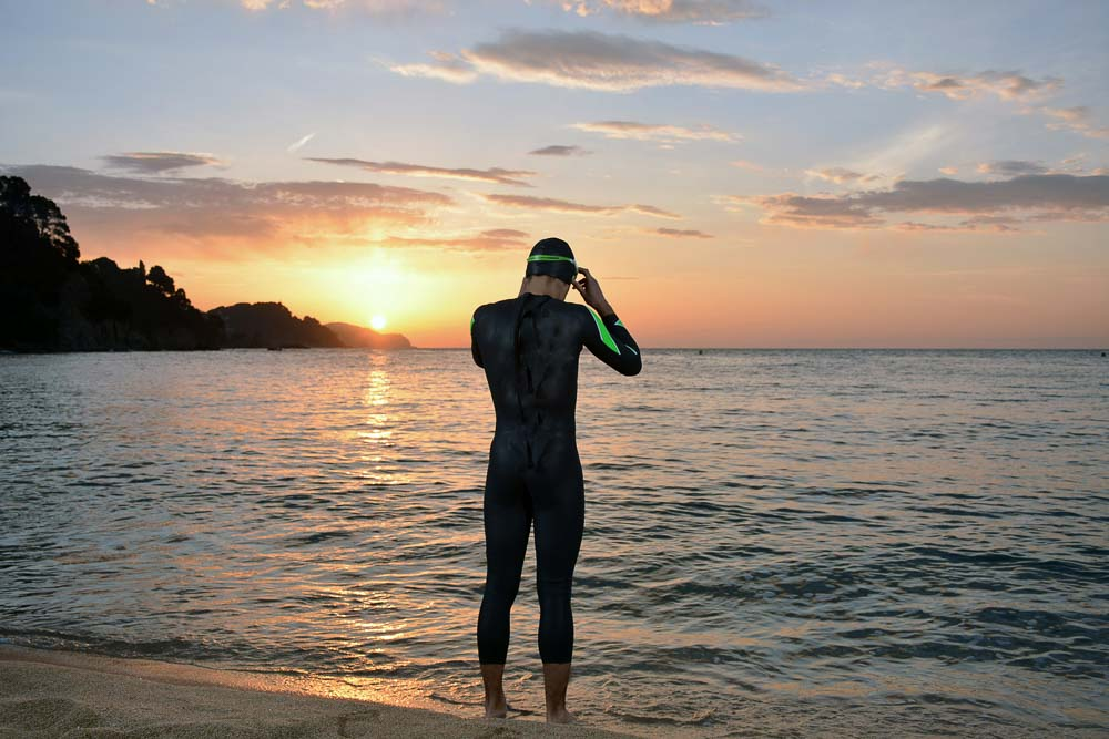 Swimming Drills and Sets for Beginner Triathletes