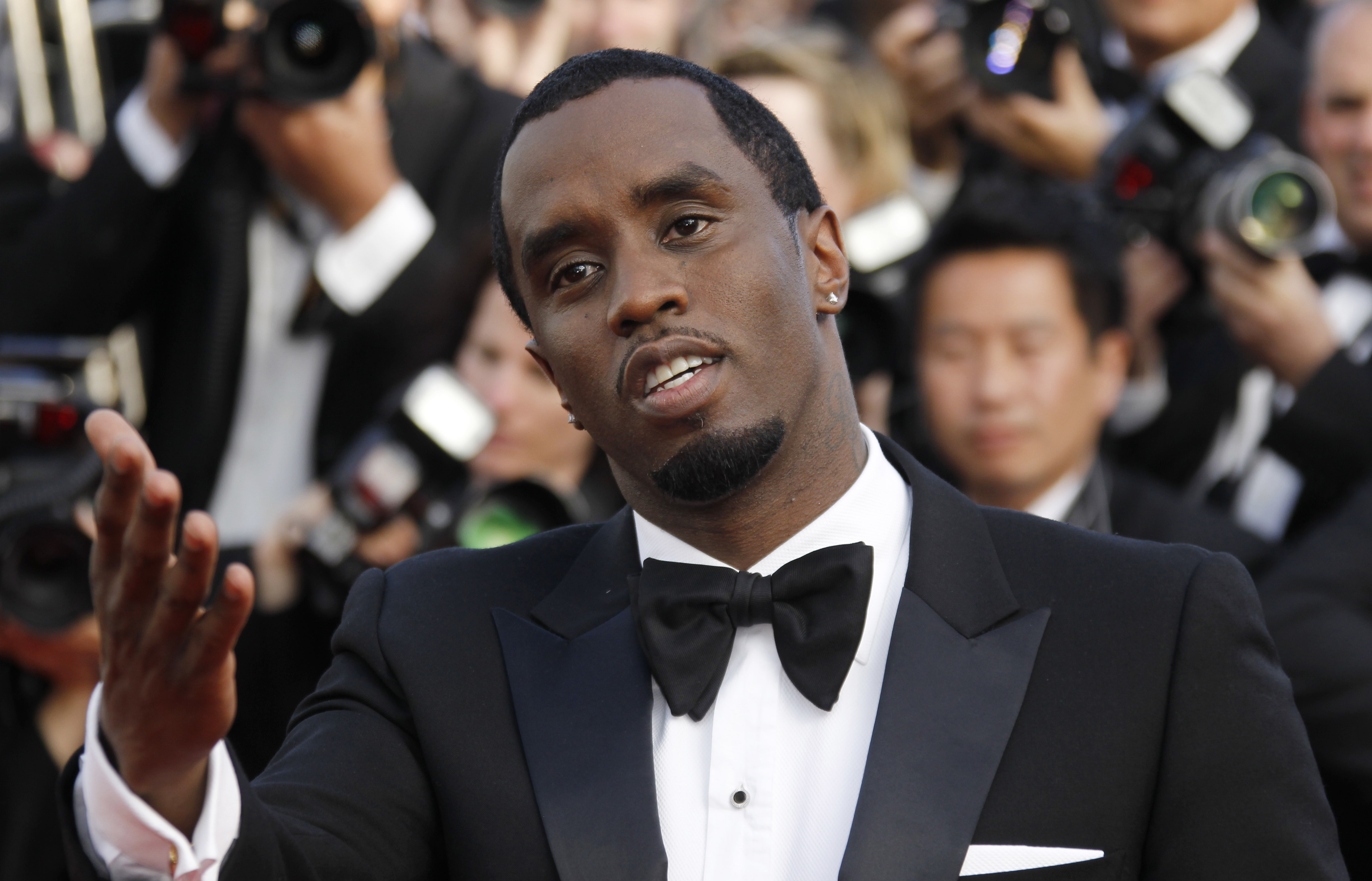 Diddy, Patron Saint of Education?