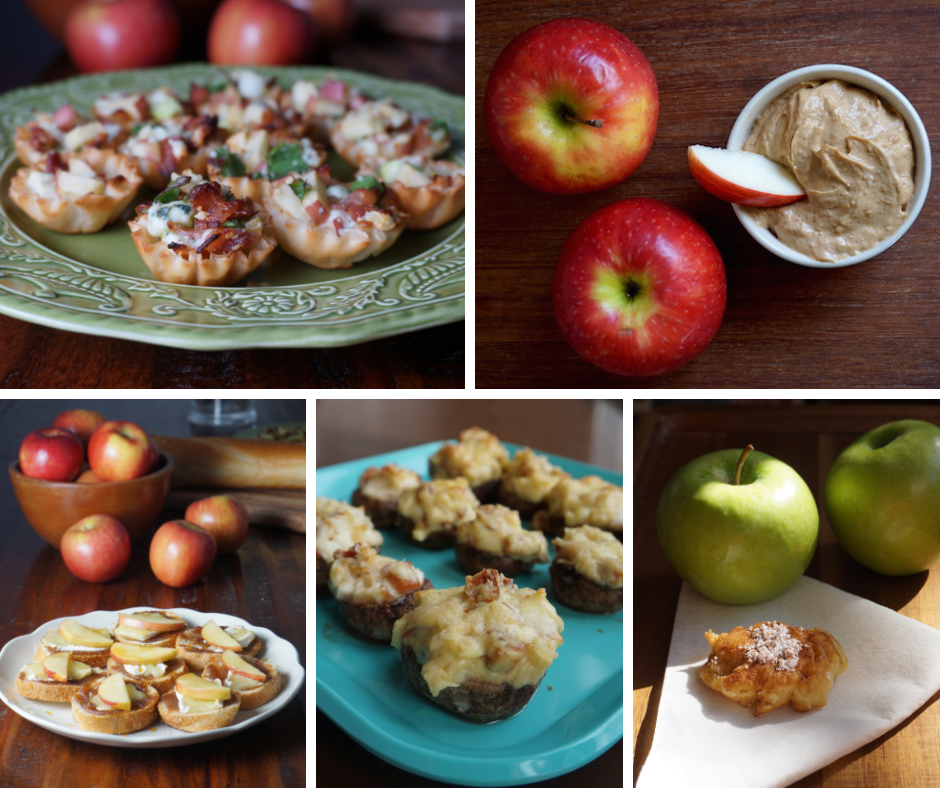 5 Crazy Easy Apple Appetizers for Fall Parties - Weavers Orchard