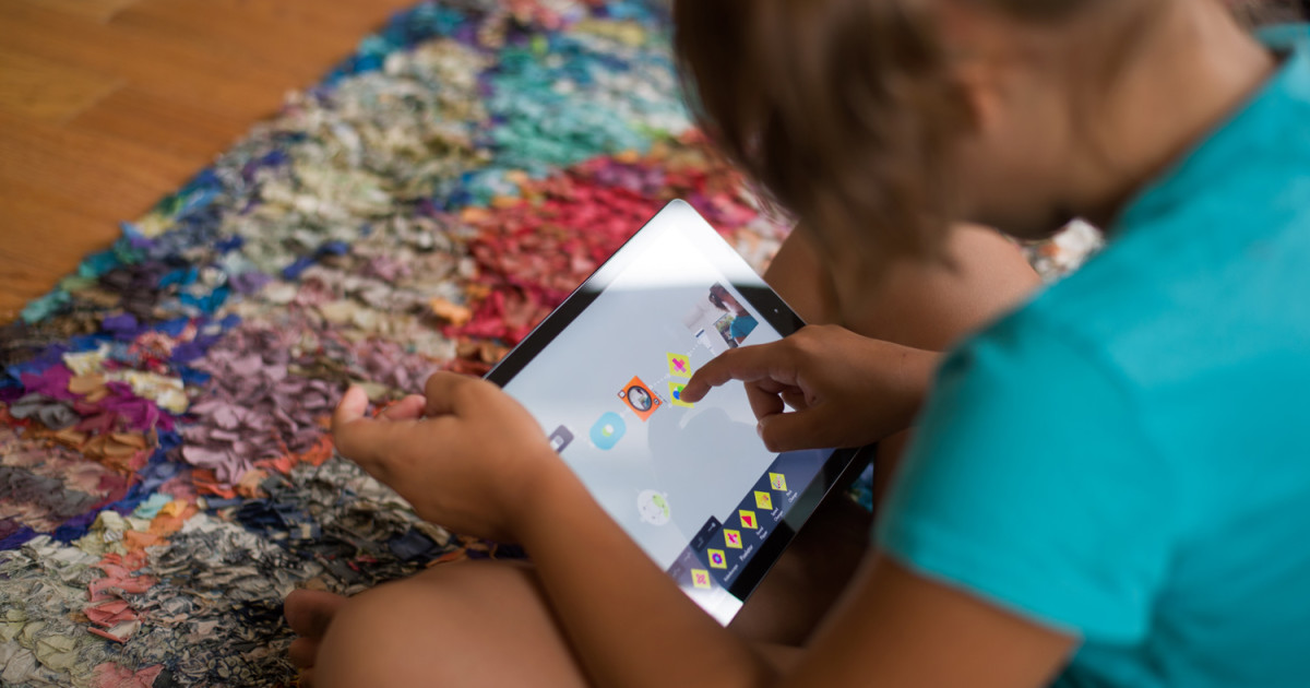 App Uses Kids' Obsession With Phones to Teach Them Coding