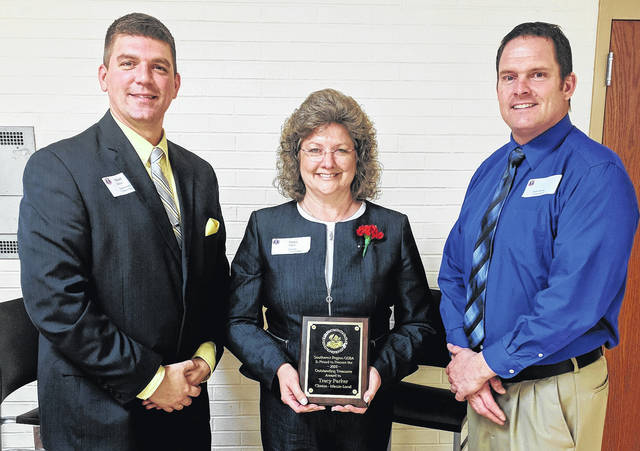 Clinton-Massie earns Auditor of State award - Wilmington News Journal